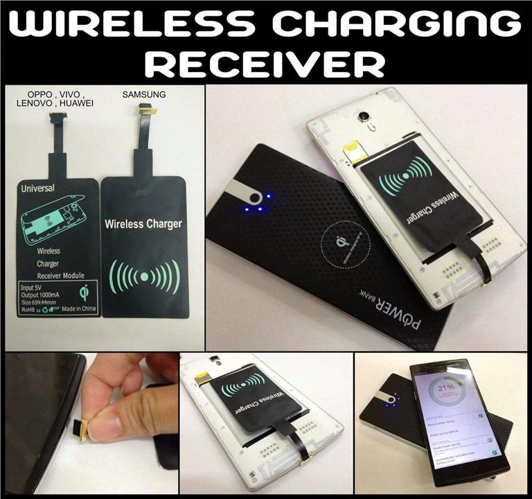 APPLE IPHONE WIRELESS CHARGING RECEIVER CONVERSION KIT