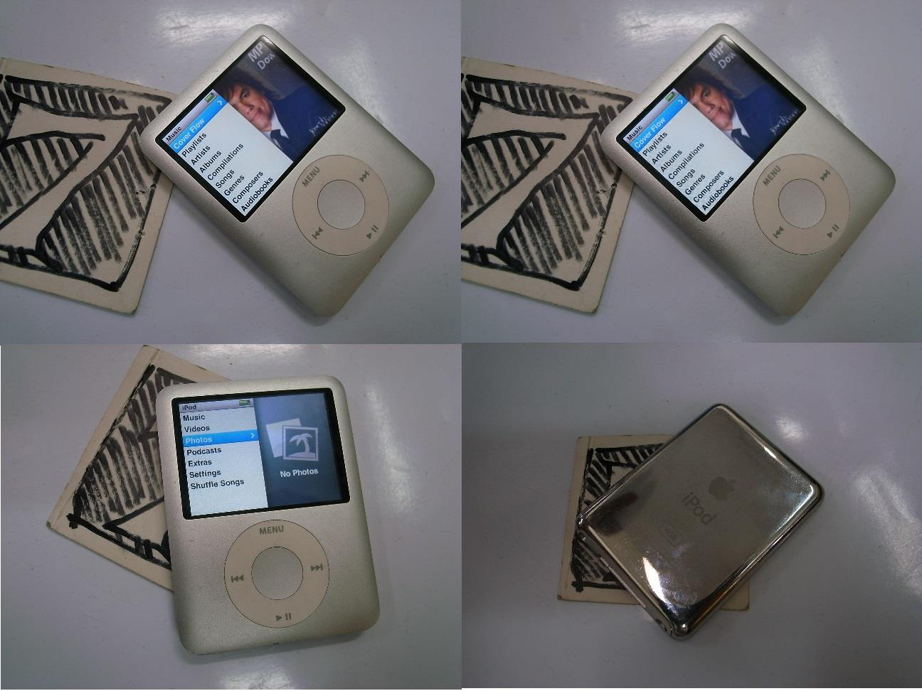 Apple iPod Nano 3 Rm230