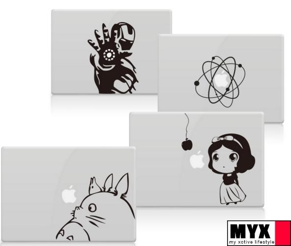Apple Laptop Macbook Air Stickers Creative Accessories