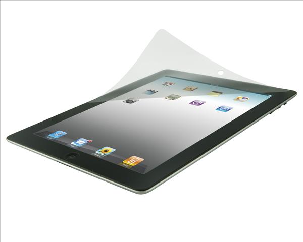 APPLE New iPad 3 / iPad 1 2 Screen Protector Matte Frosted Anti Glare