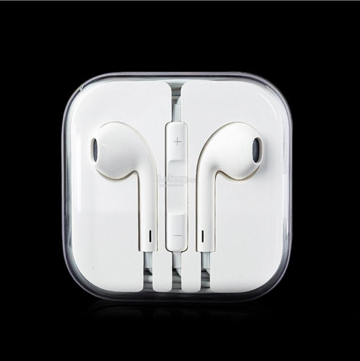 APPLE ORIGINAL EarPods with 3.5 mm Headphone Plug