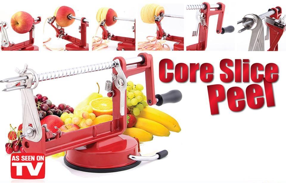 Apple Peeler / Corer / Slicer 3 in1