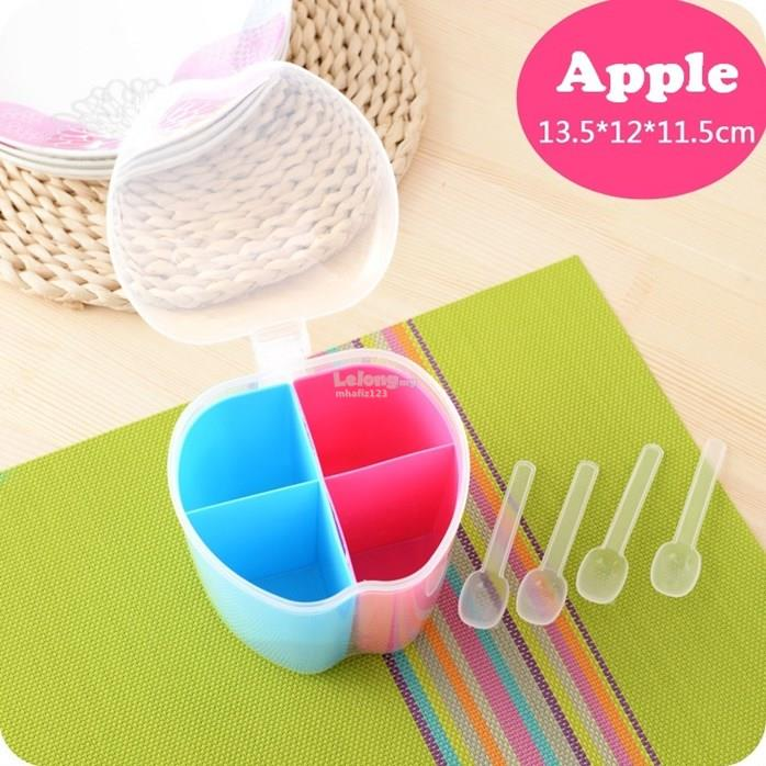 Apple Shape Spice Box
