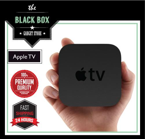 Apple TV MD199ZP A Black Apple Off End 12 28 2017 715 PM