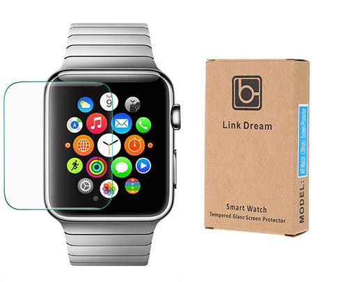 APPLE WATCH 38MM LINK DREAM 9H TEMPERED GLASS SCREEN PROTECTOR