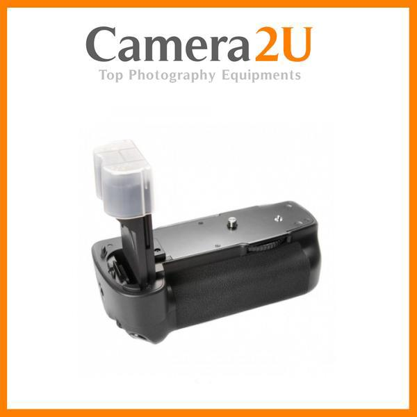 New Aputure Battery Grip BP-E9 for Canon EOS 60D Digital SLR Camera