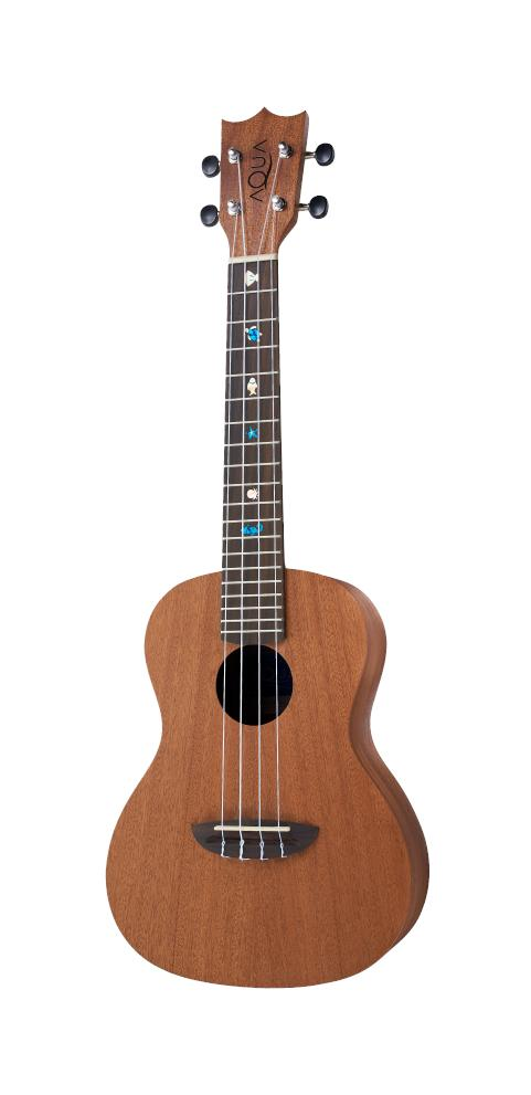 AQUA-002 By aNueNue One & Only Series Ukulele Concert Size FREE Bag