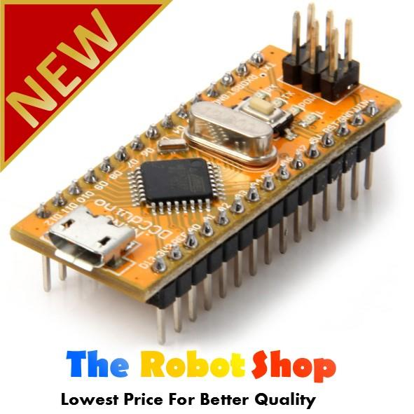 Arduino compatible dccduino nano high speed micr end
