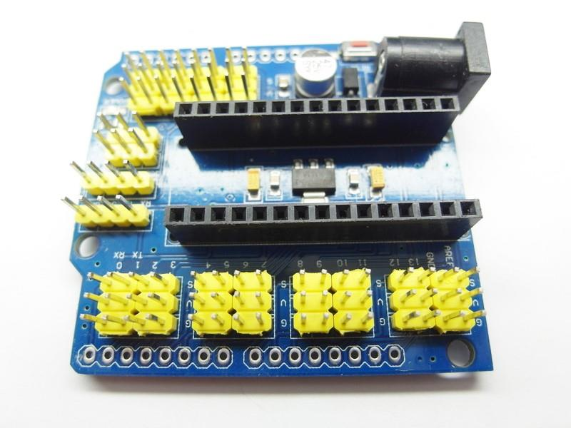 Arduino Nano Shield I/O Expansion