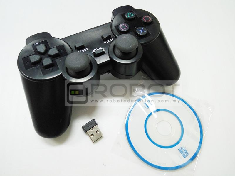 Arduino Wireless PS2 Controller with USB Toggle Receiver PC / Phone
