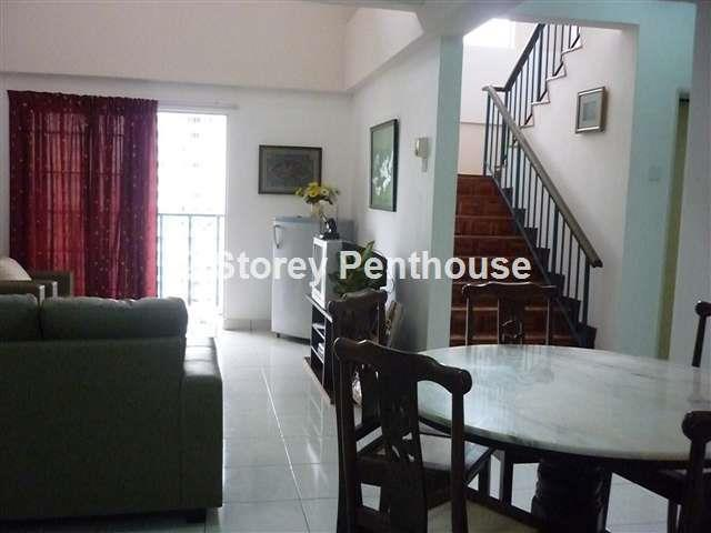 Arena Green Penthouse for rent, Fully Furnished, Bukit Jalil, Near LRT