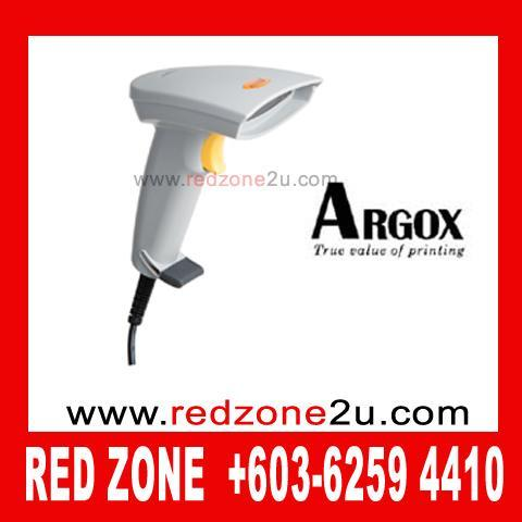 Argox AS8120 CCD Barcode Scanner black clolur