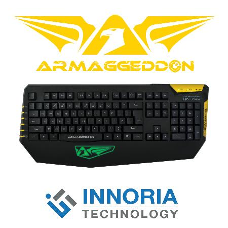 Armaggeddon AK-700 Gaming Keyboards