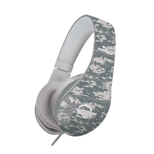 [NEW] Armaggeddon MOLOTOV 3 Ultimate Gaming Headset GREY