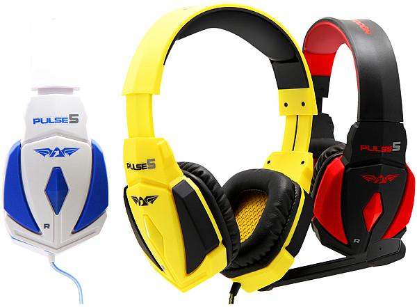 ARMAGGEDDON PULSE 5 2.1 STEREO GAMING HEADSET 1 YR WTY