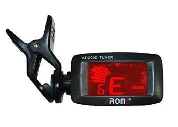 AROMA AT-200D Clip On Tuner