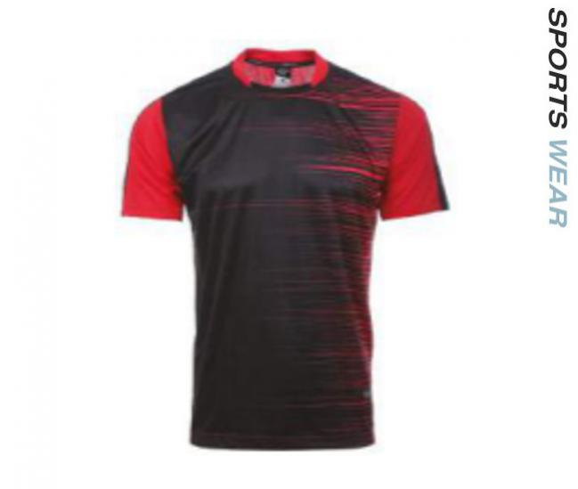 Arora Sublimation Jersey Dry Fit_CDR_Red -CDR_01