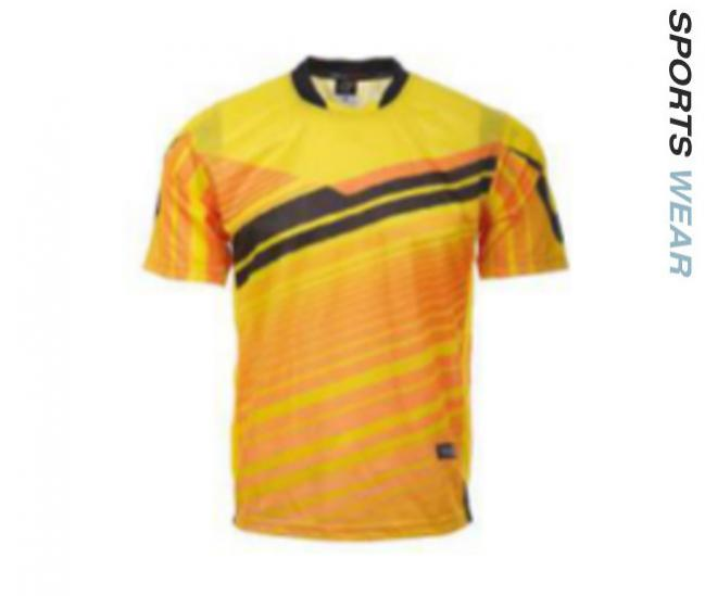 Arora Sublimation Jersey Dry Fit_EDR_Yellow -EDR_02