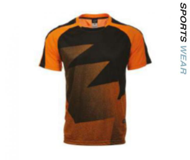 Arora Sublimation Jersey Dry Fit_FDR_Orange -FDR_01