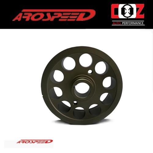 AROSPEED HARDEN LIGHTEN ALUMINIUM CRANK PULLEY LEVIN 20V BLACK TOP