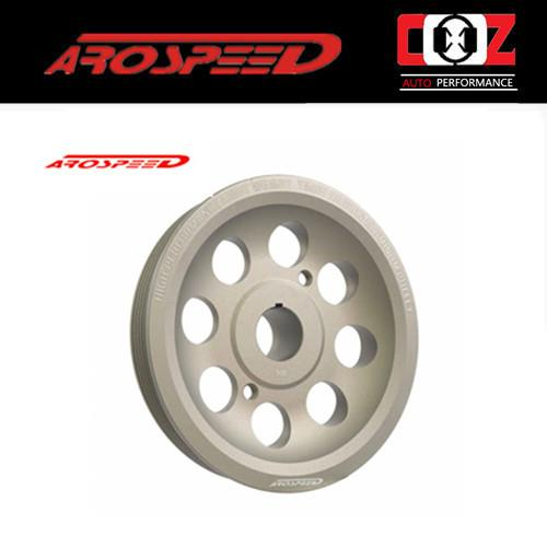 AROSPEED HARDEN LIGHTEN ALUMINIUM CRANK PULLEY MINI COOPER R52/33