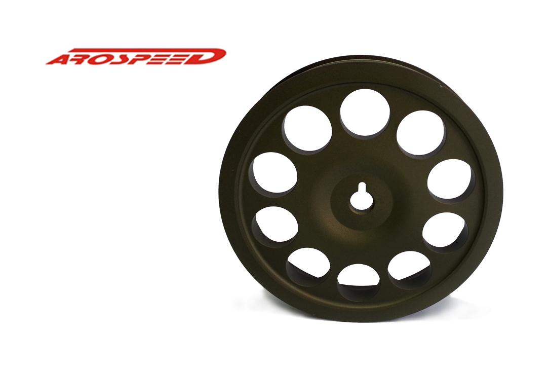 AROSPEED HARDEN LIGHTEN ALUMINIUM T6061 CRANK PULLEY KIA FORTE 2.0