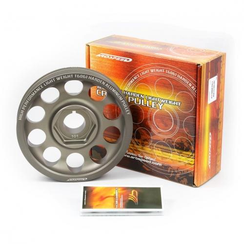 Arospeed Lighten Crank Pulley Honda CRZ