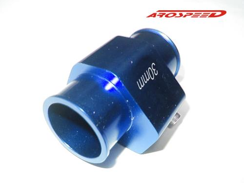 Arospeed Radiator Joint Adaptor 30mm Blue