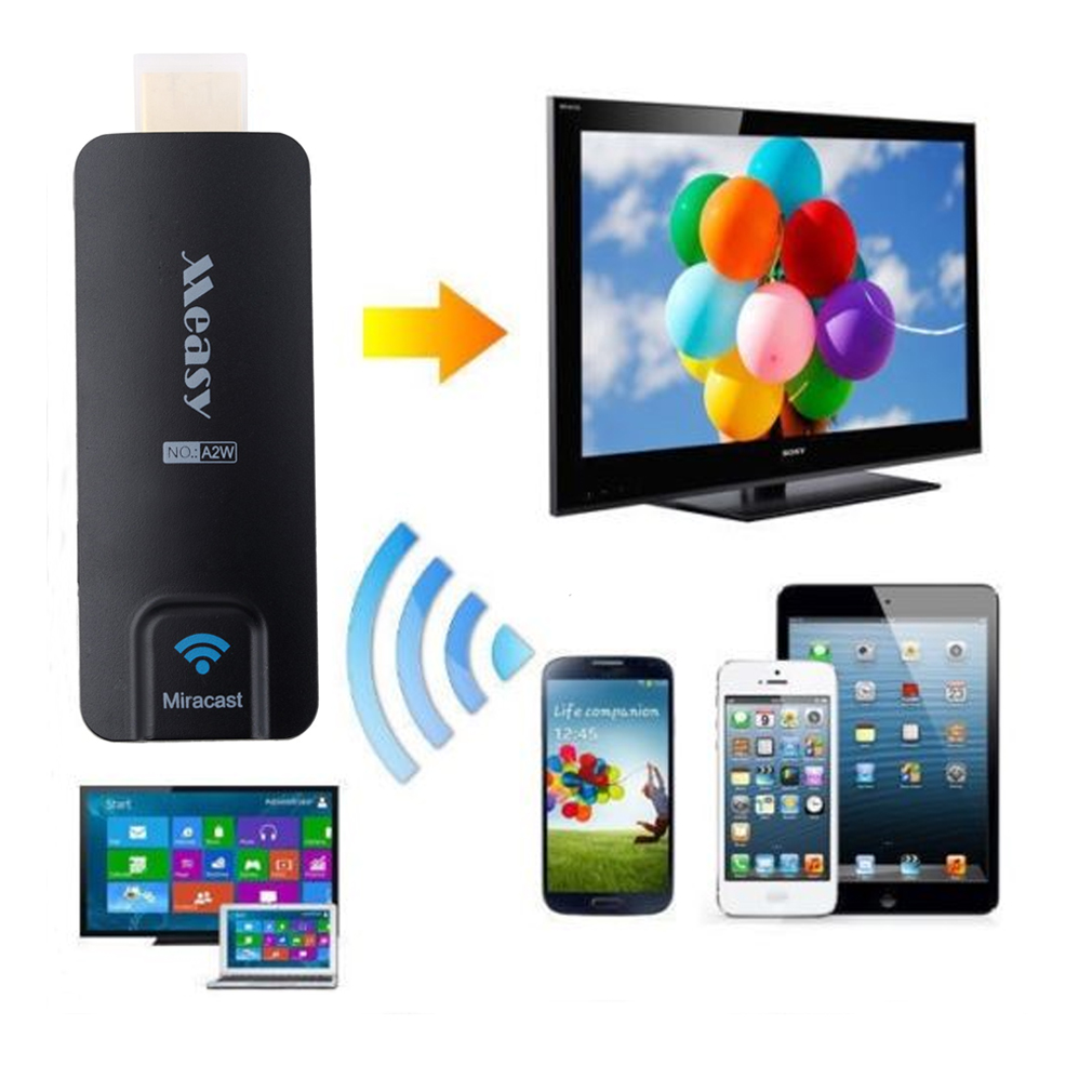 how to connect laptop to smart tv wirelessly miracast