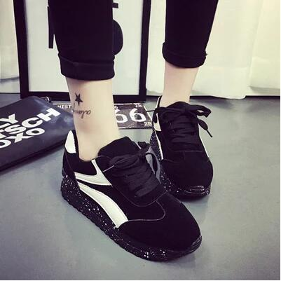 New arrival Korea version casual wild clothing sport shoe
