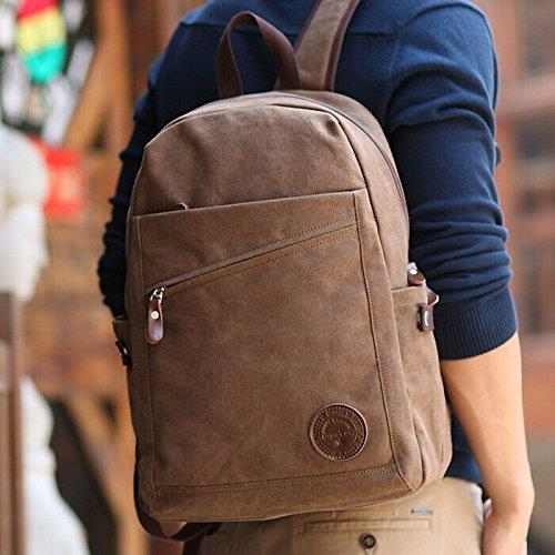 New Arrival Mens or Womens Travel Backpack Canvas Backpack School Bag