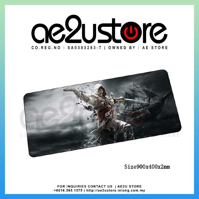 ASSASSINS CREED MOUSEPAD OVERSIZED (P019)