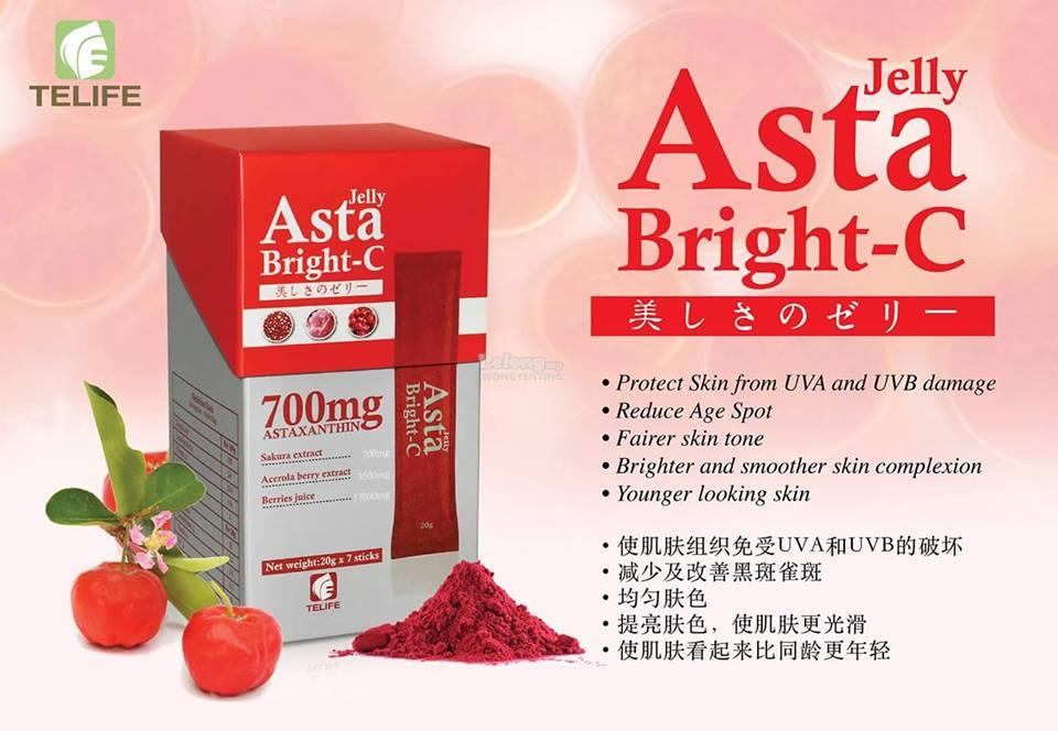 ASTA BRIGHT-C JELLY