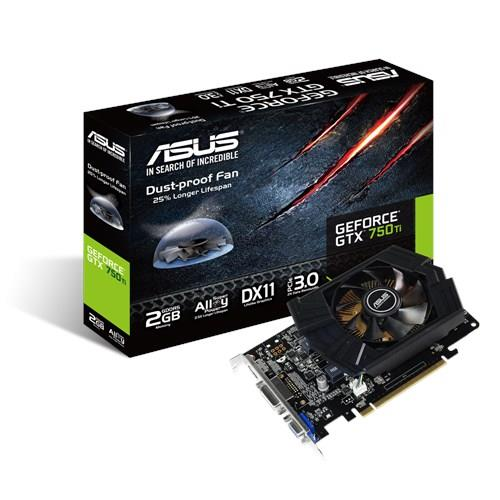 Asus 2GB DDR5 GTX750TI-PH PCI-e