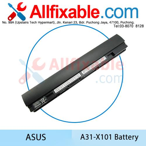 Asus A31-X101 EEE PC X101 Series X101C X101CH X101H Battery