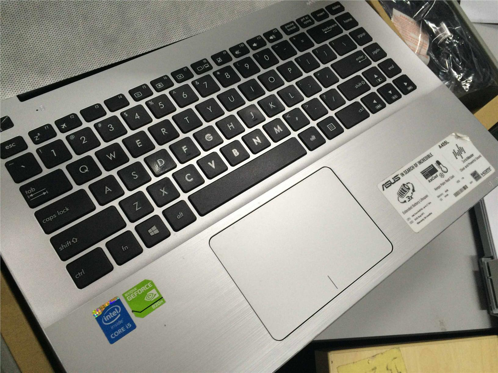 Asus A455 Series A455LD WX075 End 8 10 2018 315 PM