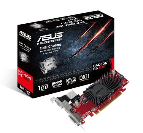 ASUS AMD GRAPHIC CARD ( R5230-SL-1GD3-L )