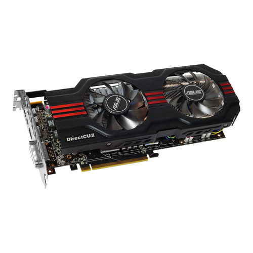 Asus ATI HD7870 DC2 2GB DDR5 256bit PCI-E Graphic Card