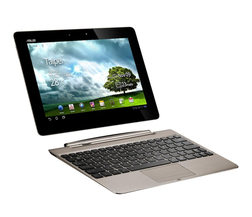 Asus Eee Pad Transformer Prime TF201 Android 4.0 ICS Tablet PC Galaxy