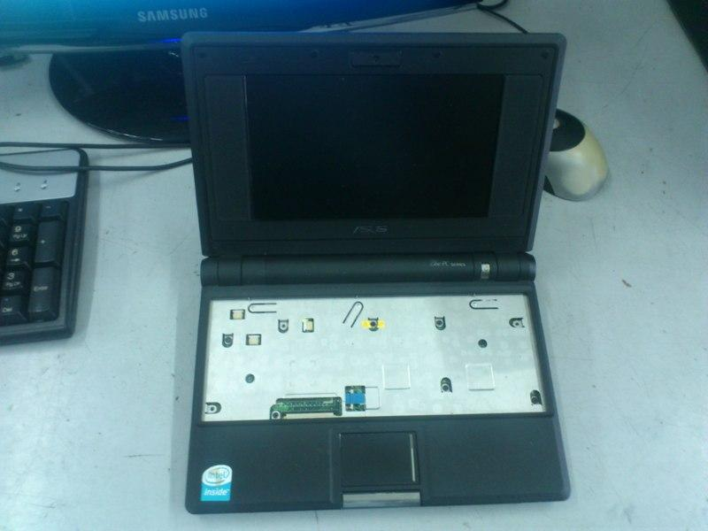 Asus Eee PC 4G Netbook Spare Parts 300813