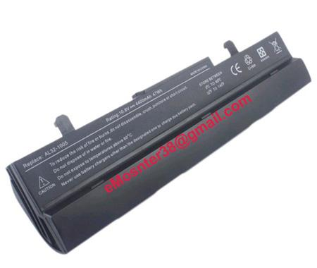 ASUS Eee PC1001 1005 1101 10' AL311005 AL321005 Battery 4800mAh