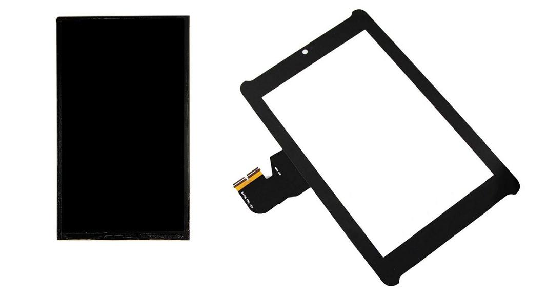 Asus FonePad Memo 7 Me372 K00E Display Lcd / Digitizer Touch Screen