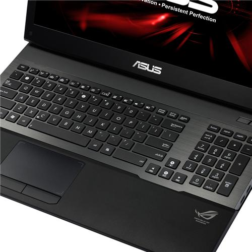 [NEW] Asus G75VX - CV088H Gamer Notebook / Laptop - Rubber Painting Bl..