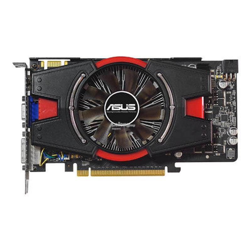 Asus GTX550Ti Nvidia GeForce GTX 550 Ti 1GB GDDR5 Graphic Card