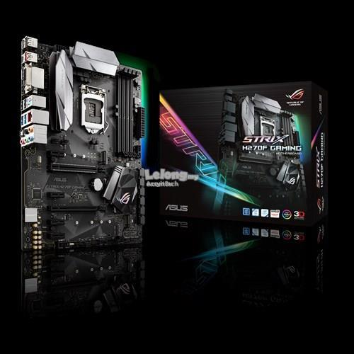 Asus Intel ROG STRIX H270F GAMING Mainboard