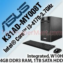 ASUS K31AD-MY008T DESKTOP PC