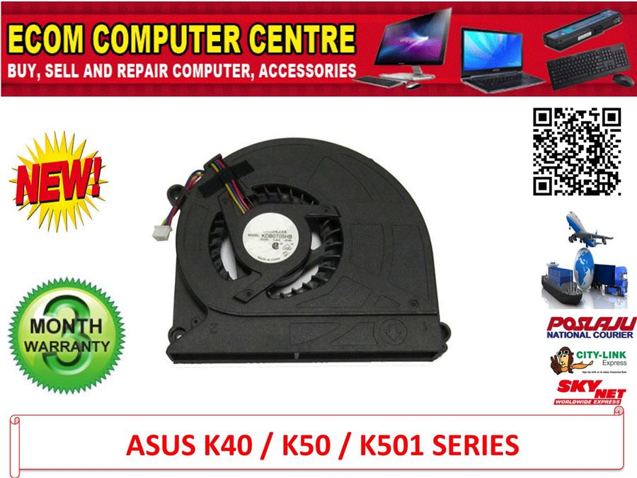 New ASUS K40 K40AB K40AF K40ID K40IJ K40IN CPU Fan