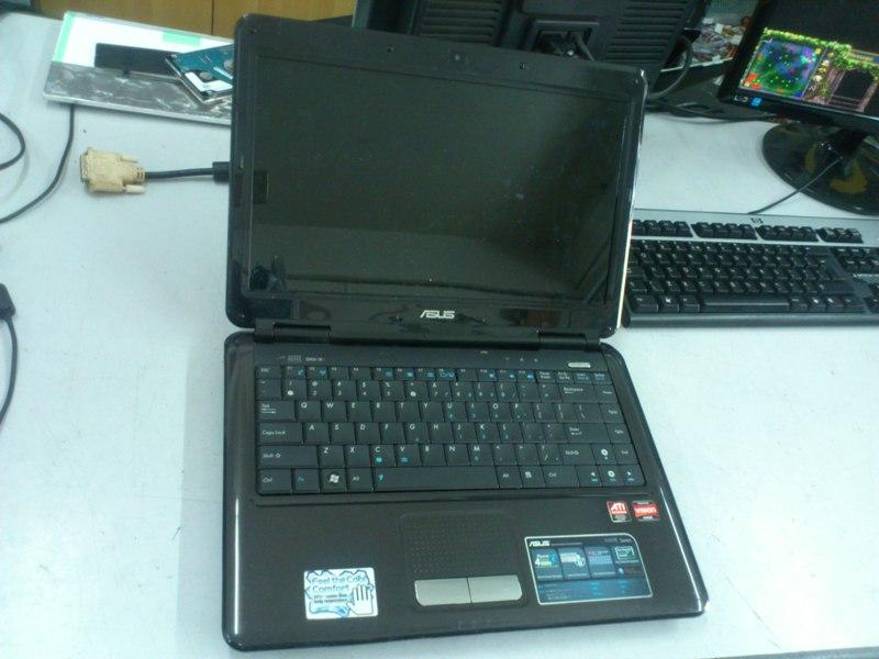 Asus K40AB Notebook Spare Parts 160813