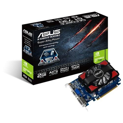 ASUS NVIDIA Geforce GT730 DDR3 2GB Graphic Card