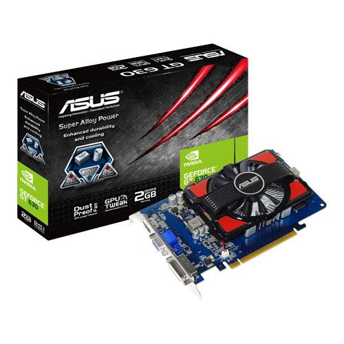 Asus Nvidia GT630 2GB DDR3 128bit PCI-E Graphic Card EAN:4716659216971
